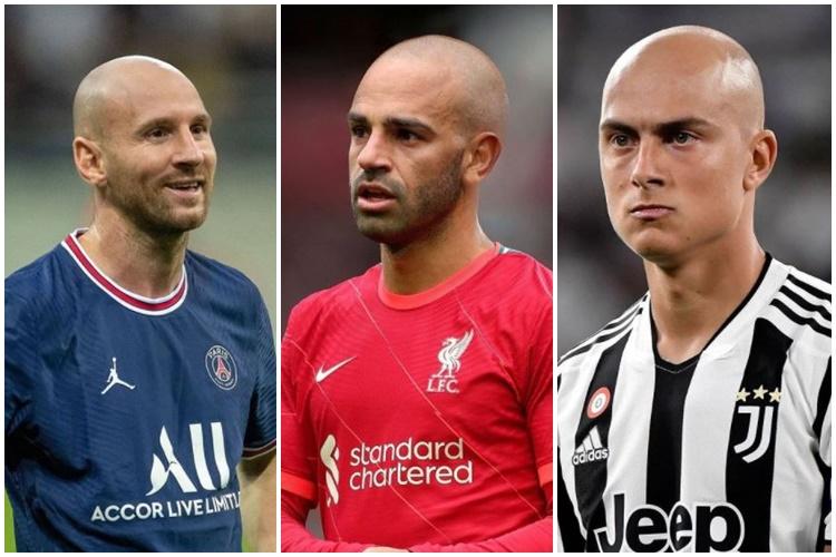 Editan Foto Kocak jika 7 Bintang Sepak Bola Top Ini Botak