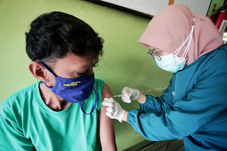 Tak Perlu Repot, Kini Pendaftaran Vaksin Covid-19 Bisa Melalui Aplikasi PeduliLindungi, Begini Caranya