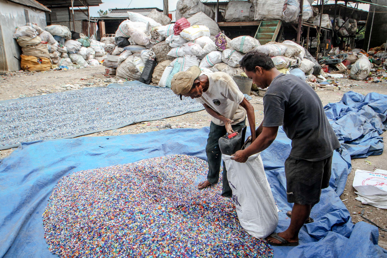 Rencana Realisasi Cukai Plastik