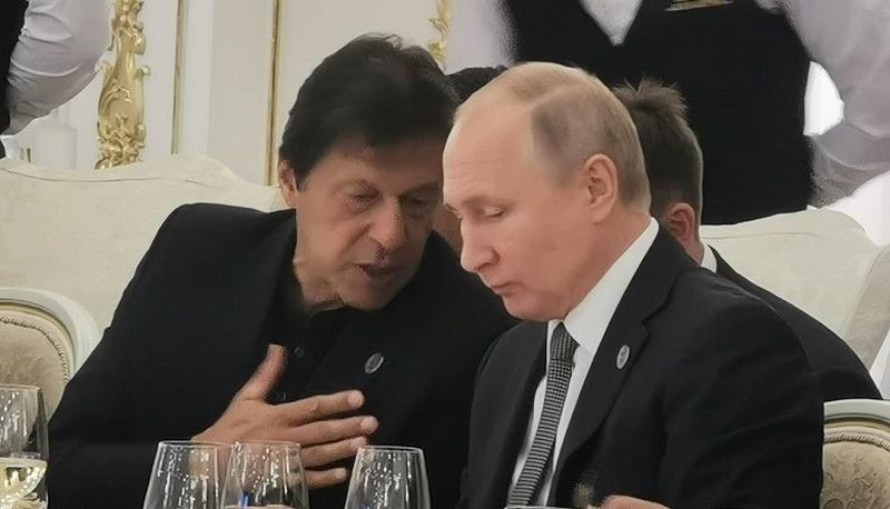Jaga Stabilitas, Pemerintah Rusia dan Pakistan Berkoordinasi Terkait Afganistan