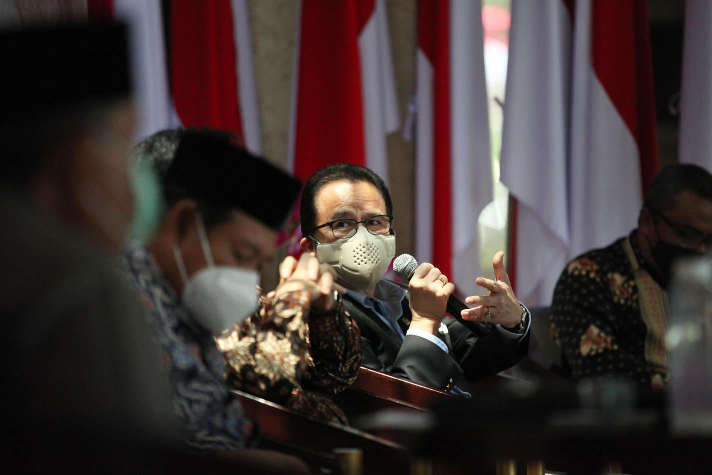Dialog Kebangsaan DPD RI Membahas Wacana Perubahan UUD NRI
