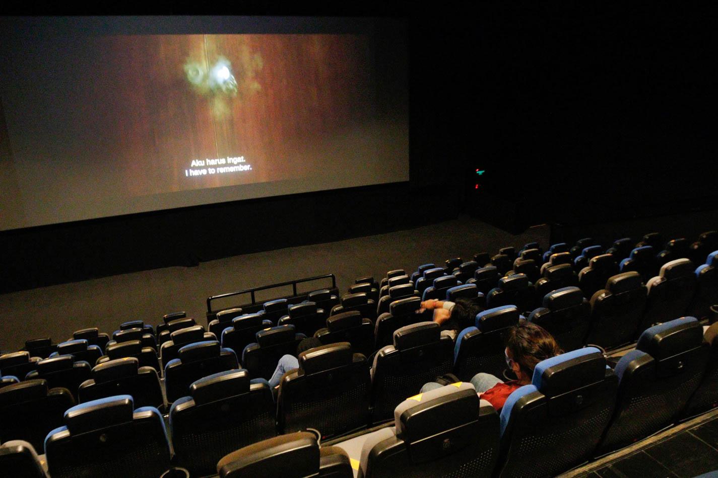 Wajib Vaksin 2 Kali Jadi Syarat Masuk Bioskop di Sleman