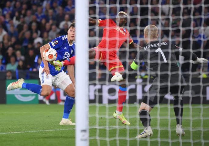 Leicester vs Napoli: Osimhen Paksa The Foxes Bermain Imbang