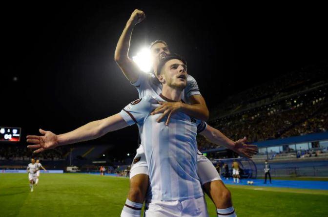 Hasil Lengkap Liga Europa: West Ham Puncaki Klasemen Grup C