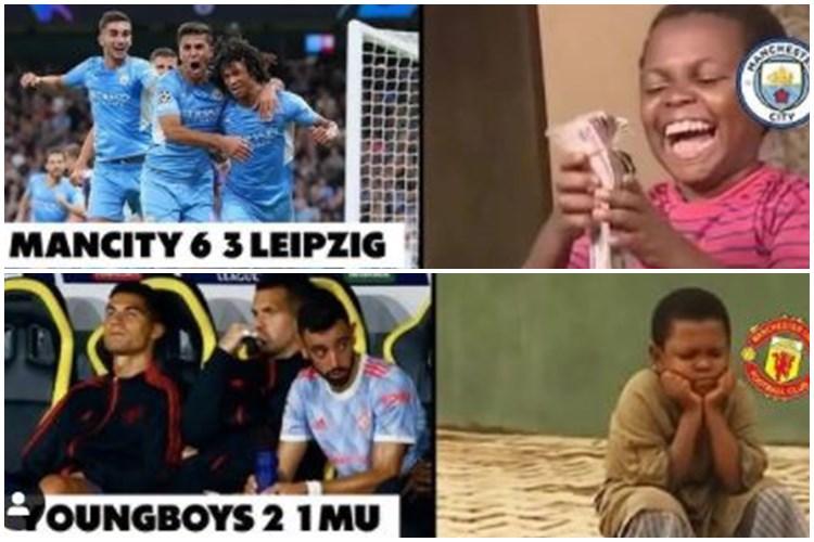 5 Meme Kocak Nasib Klub Inggris di Liga Champions, Lucunya Kebangetan