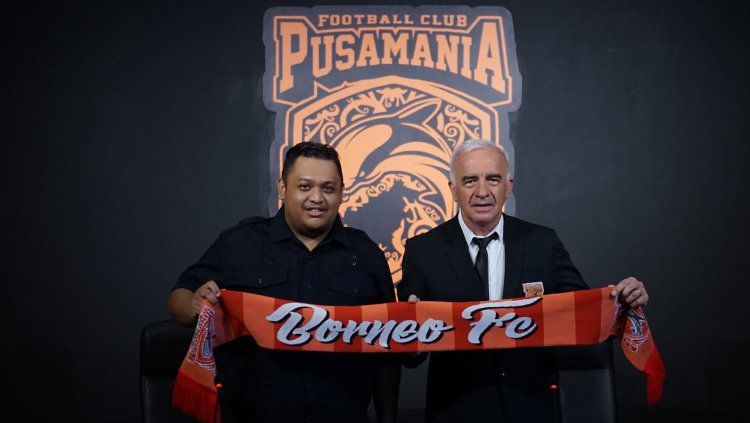 Ini 3 Pelatih yang Bisa Gantikan Gomez di Borneo FC
