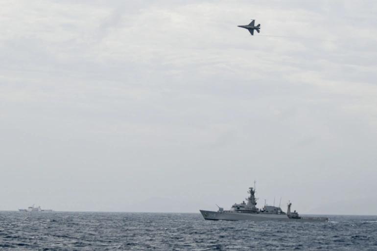 Media Asing Soroti Munculnya Kapal Perang Asing di Natuna, Sebut Indonesia Langsung Tingkatkan Patroli