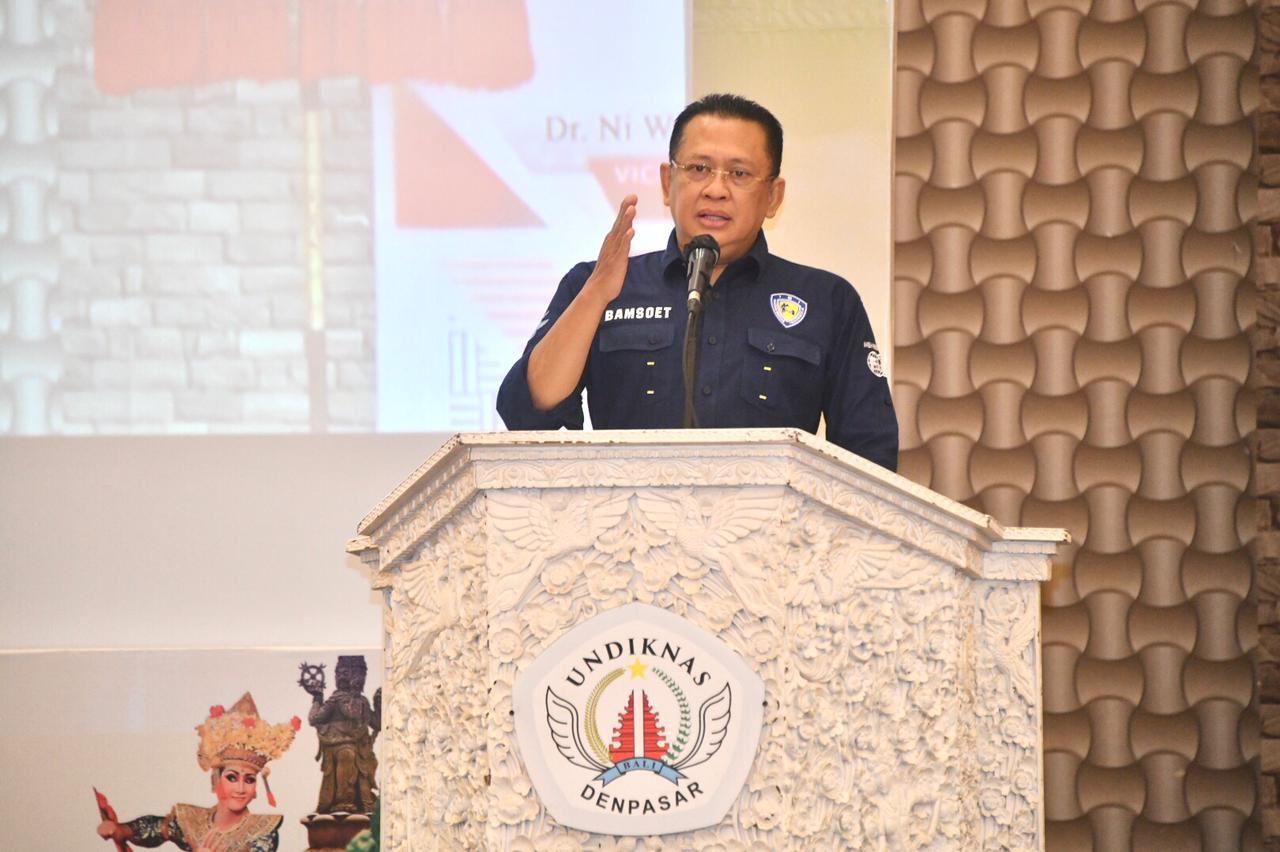 PPHN Sangat Mendasar dan Mendesak, Bamsoet Jamin Amandemen Tak Akan Ditunggangi Revisi Masa Jabatan Presiden