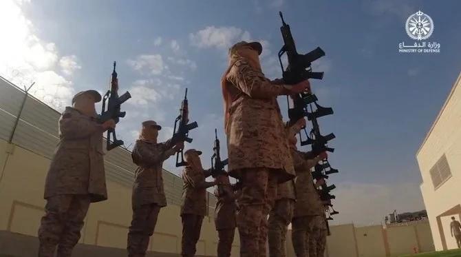 Di Masa Depan, Wanita Bisa Jadi Kepala Perusahaan Militer Arab Saudi