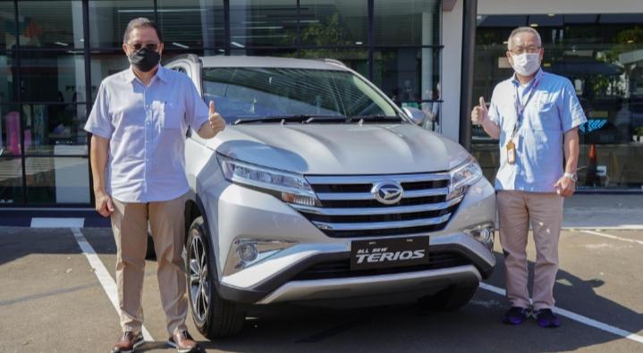 Daihatsu Terios Kini Hadir dengan Fitur Mematikan Mesin Secara Otomatis
