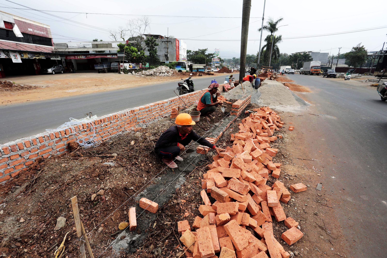 Penataan Pedestrian Kabupaten Bogor