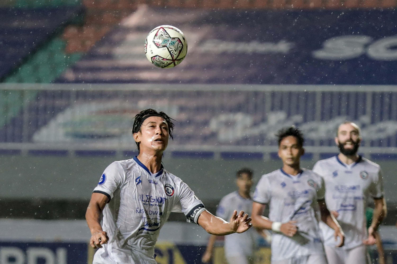 PSS Sleman Bungkam Arema FC dengan Skor 2-1