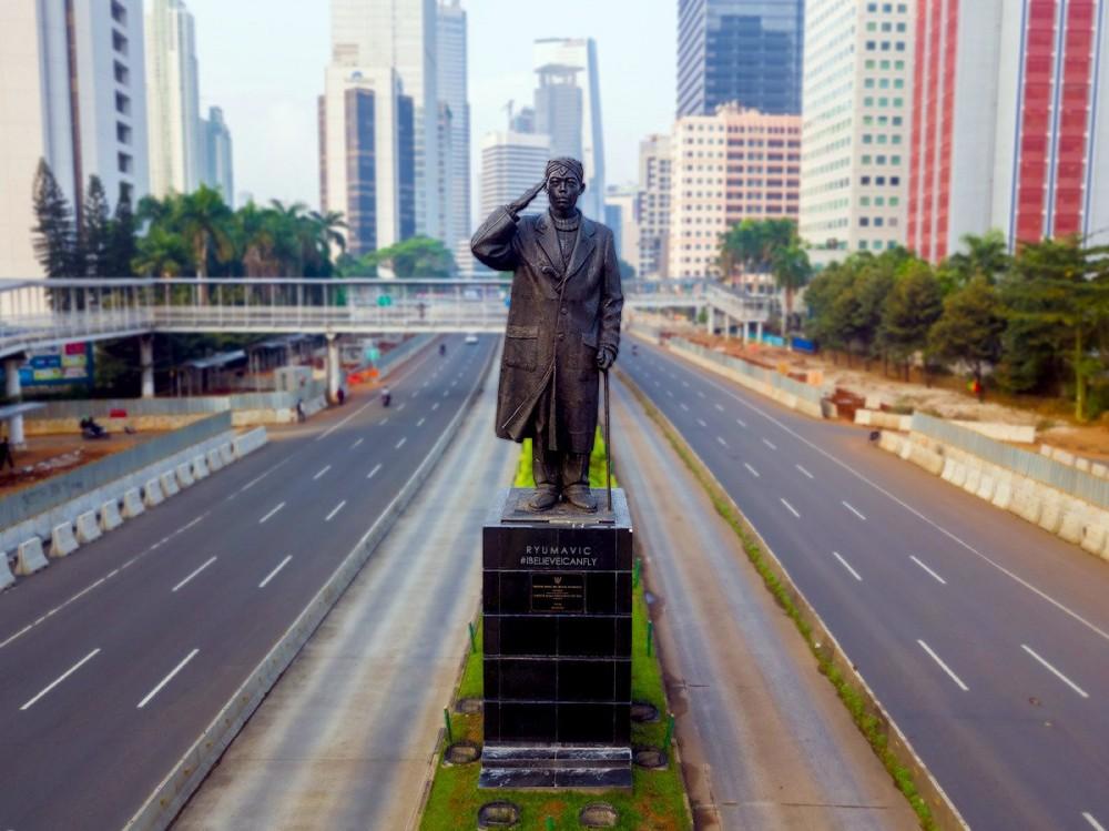 5 Patung Paling Ikonik di Jakarta