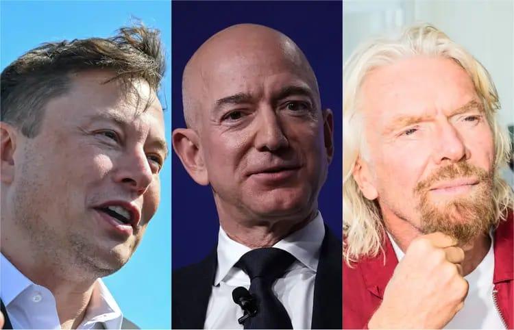 Kiprah SpaceX, Blue Origin, dan Virgin Galactic Berikan Pengalaman Luar Angkasa