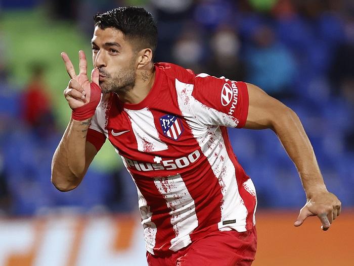 Suarez Jawab Keraguan dengan Bawa Atletico Puncaki Klasemen La Liga