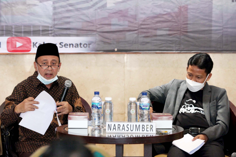 Dialog Kebangsaan DPD RI Membahas Pokok-pokok Haluan Negara