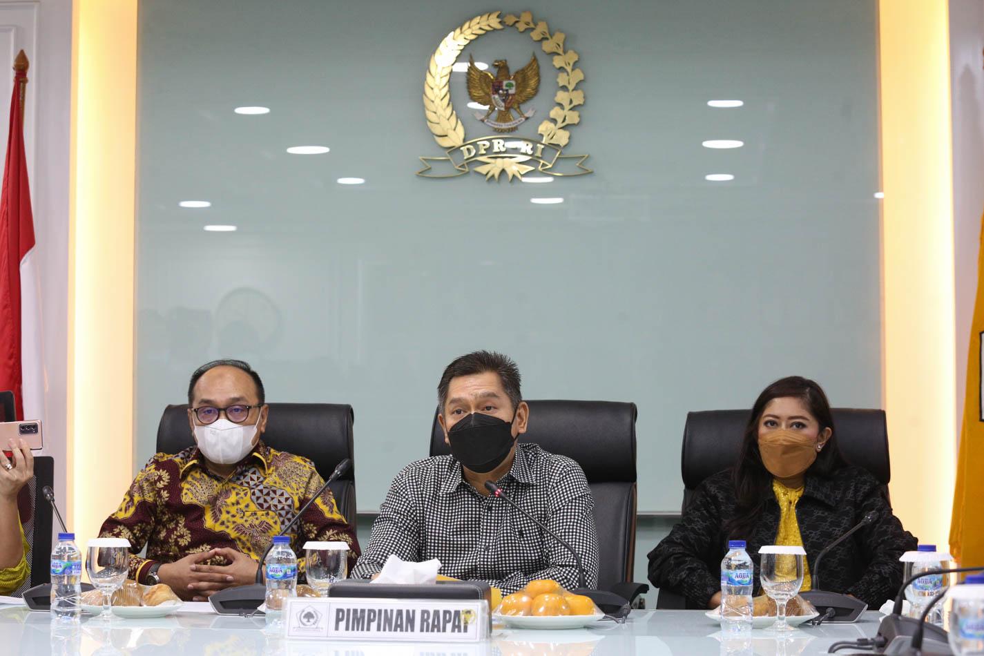 Fraksi Golkar DPR Tanggapi Pengunduran Diri Azis Syamsuddin sebagai Wakil Ketua DPR
