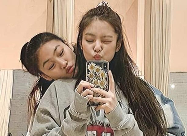 Dekat Banget, 5 Potret Keakraban Jung Ho Yeon Squid Game dan Jennie Blackpink