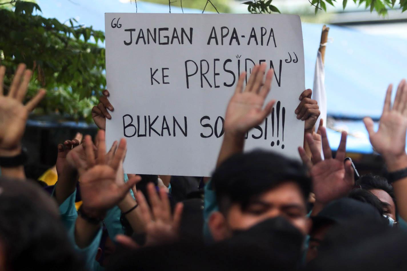 Jokowi Diminta Tak Abaikan Nasib 56 Pegawai KPK Tidak Lolos TWK
