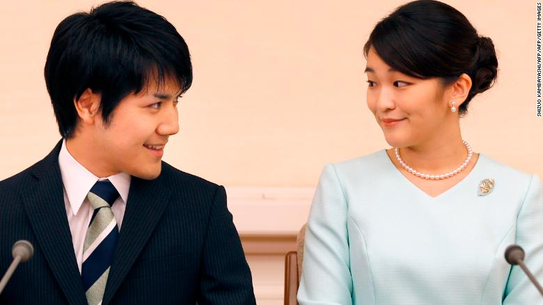 Nikahi Rakyat Biasa, Putri Mako Lepas Dana Pembayaran Kerajaan Senilai Rp19,2 Miliar