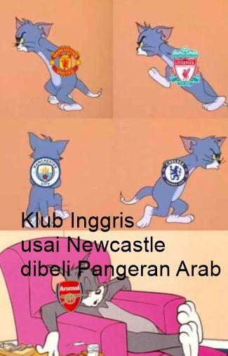 5 Meme Kocak Newcastle United yang Telanjur Kaya, Harga Pemain Berapapun Dibeli - Foto 5