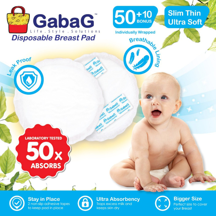 Empat Rekomendasi Breast Pad yang Wajib Dibeli sam Bunda - Foto 2