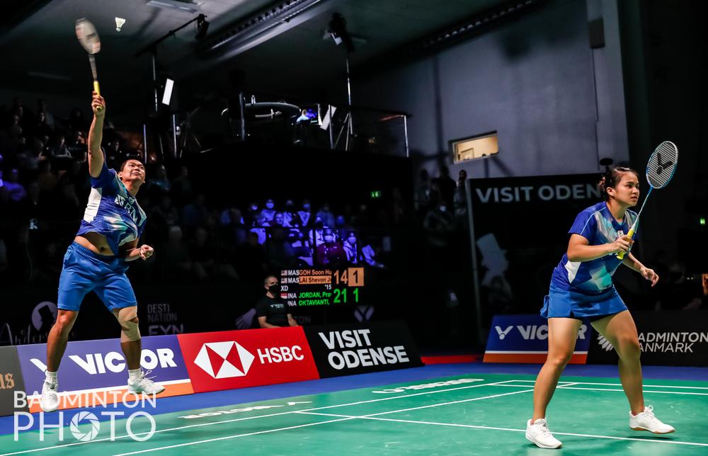 Ditekuk Thailand, Praveen/Melati Gagal Melangkah ke Final