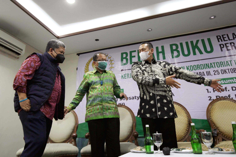 Bedah Buku Karya Wakil Ketua MPR Asrul Sani