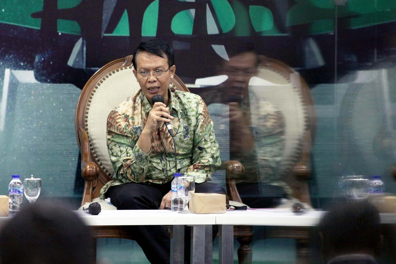 Forum Legislasi DPR Membahas Aturan Penumpang Pesawat Wajib PCR