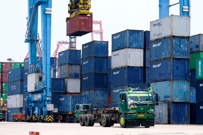 Neraca Perdagangan RI Surplus 73 Persen
