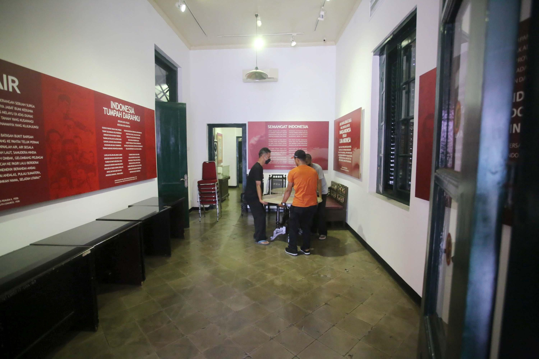 Peringatan Sumpah Pemuda, Museum Masih Tutup untuk Umum
