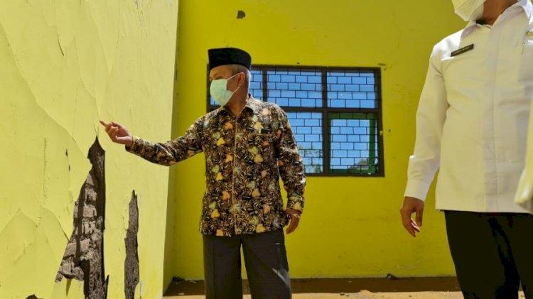 Kemenag Upayakan Bantuan Untuk Madrasah Terdampak Gempa di Malang - Foto 1