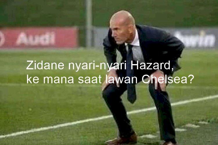 5 Meme Lucu Eden Hazard Ini Bikin Madridista Makin Kesel... - Foto 3