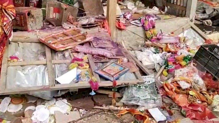 Bentrokan Antar Partai Pasca Pemilu Pecah di India, 17 Orang Dikabarkan Tewas - Foto 1