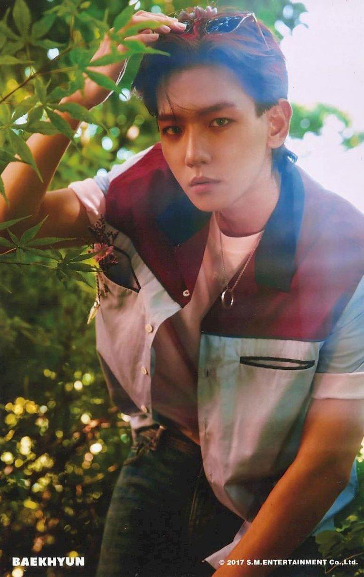 5 Fakta Menarik Baekhyun EXO, Mantan Vokalis Band yang Sukses Jadi Idol - Foto 4