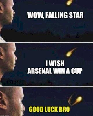 7 Meme Kocak Arsenal Tersingkir dari Liga Europa, Gooners Makin Kasihan - Foto 1