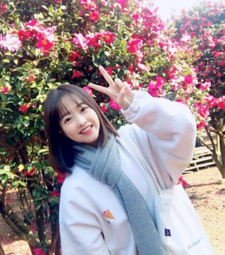 7 Potret Manis Park Bo-young, Makin Imut dengan Rambut Berponi - Foto 3