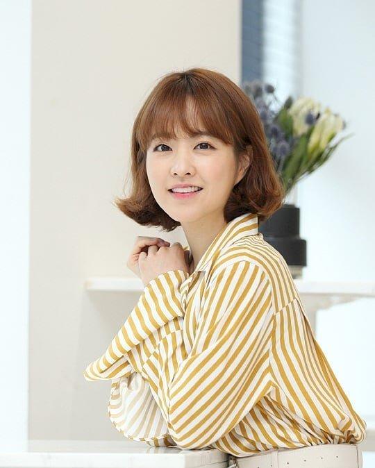 7 Potret Manis Park Bo-young, Makin Imut dengan Rambut Berponi - Foto 1
