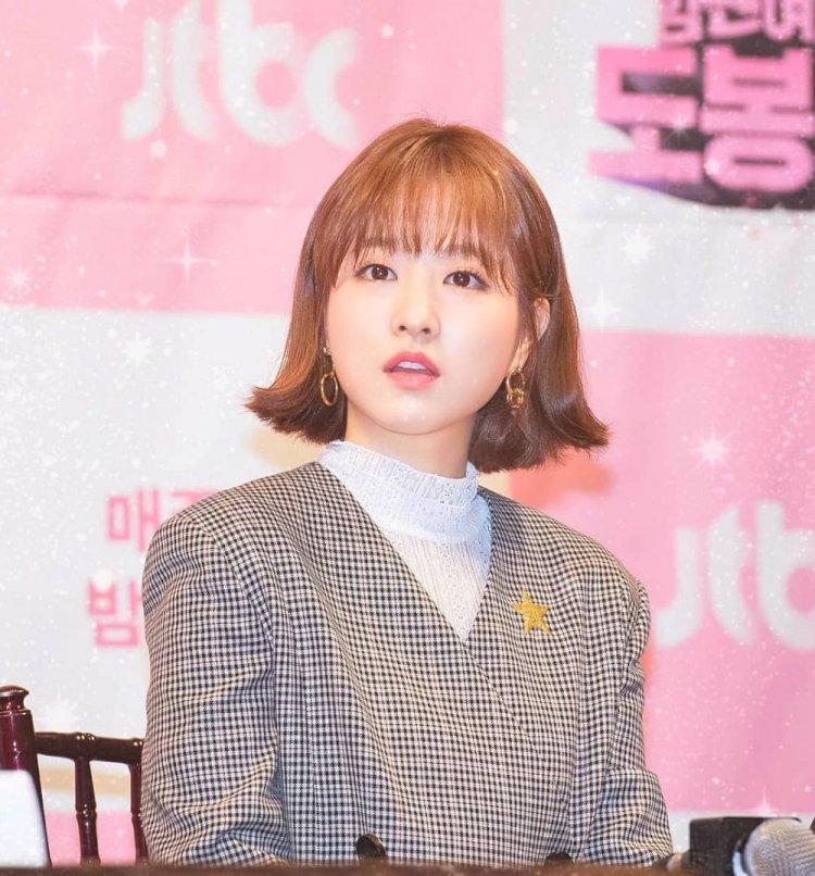 7 Potret Manis Park Bo-young, Makin Imut dengan Rambut Berponi - Foto 6