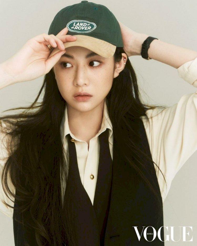 7 Potret Manis Go Yoon-jung, Aktris Rookie yang Bintangi Drama Law School - Foto 2