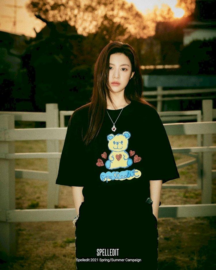 7 Potret Manis Go Yoon-jung, Aktris Rookie yang Bintangi Drama Law School - Foto 5