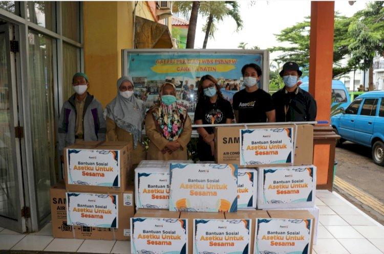 Kena Imbas Pandemi Covid-19, Asetku: Panti Sosial Harus Jadi Perhatian - Foto 1