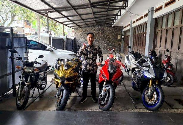 Cerita Doni Salmanan Ubah Nasibnya dari Tukang Parkir Jadi Kolektor Mobil - Motor Sport - Foto 1