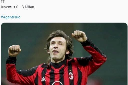 5 Meme Kocak Kemenangan Milan atas Juventus, Lucunya Kebangetan - Foto 4
