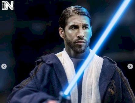 5 Editan Foto jika Pesepak Bola Dunia menjadi Star Wars, Messi jadi Yoda - Foto 2