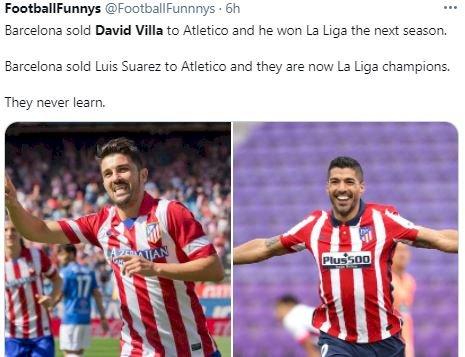 5 Meme Luis Suarez Ini Mengandung Bawang sekaligus Undang Tawa - Foto 4