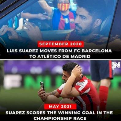 5 Meme Luis Suarez Ini Mengandung Bawang sekaligus Undang Tawa - Foto 5