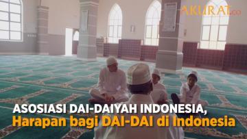 ADDAI Menjadi Harapan bagi DAI-DAI di Indonesia