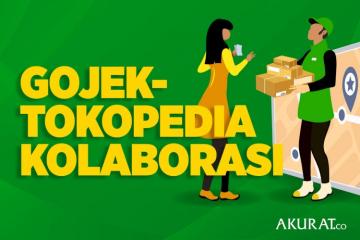 Gojek-Tokopedia Kolaborasi