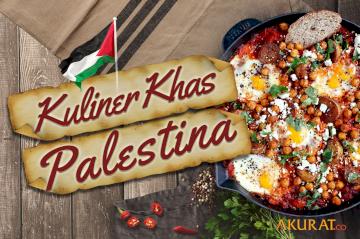 Kuliner Khas Palestina